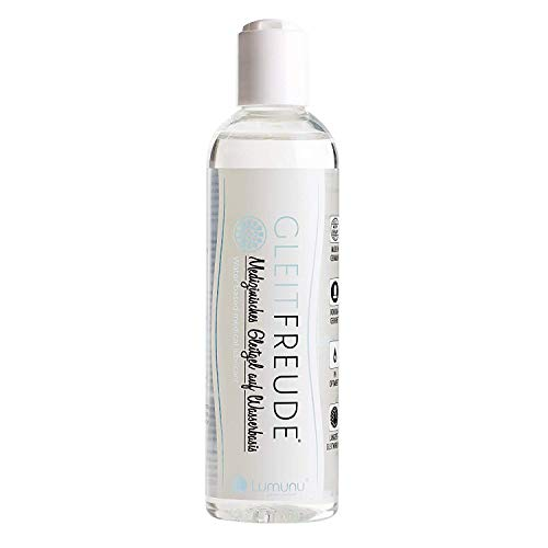 Deluxe Aqua Gleitgel (250ml) Lumunu Gleitfreude, Langzeitwirkung auf Wasserbasis